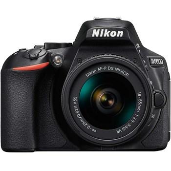دوربين ديجيتال نيکون مدل D5600 به همراه لنز 18-55 ميلي متر VR AF-P