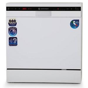ماشین ظرفشویی رومیزی زیرووات مدل ZDCP8