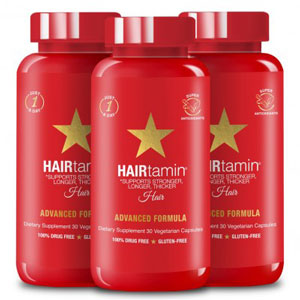 پک سه تایی قرص تقویت کننده مو هیرتامین