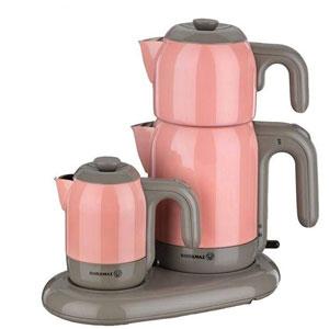 چای و قهوه ساز کرکماز مدل Electrical Semaver Mia کد 353