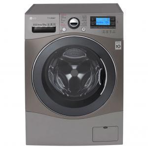 ماشین لباسشویی ال جی مدل WM-B124SS ظرفیت 12 کیلوگرم